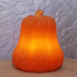 Candele a forma di della zucca di natale LED di prezzi di fabbrica della decorazione del partito
