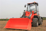 Quick Hitch를 가진 Everun New 2 Ton Multifunction Wheel Loader