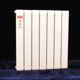 Radiador del aluminio de la calefacción por agua de la pantalla plana