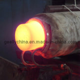 Inducción Hot Forging Furnace Heating Bars y Rods para Various Material