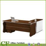 Modernes CEO-Schreibtisch-Büro-Executivschreibtisch mit Schrank