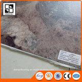 Home Used Self Stick Plastic Marble PVC Vinyl Tile