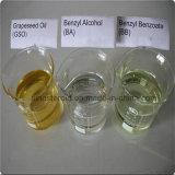 Benzoato Benzyl saudável seguro insolúvel CAS 120-51-4 dos solventes orgânicos de pureza elevada