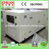 низкая цена генератора электричества 150kw/150kVA молчком тепловозная