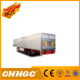 ce Approved 밴 Type Semi-Trailer