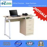 Popular melamina escritorio de la computadora con el Gabinete (RX-D1033)