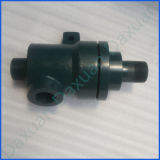 1/2 인치 2 Passages Hot Oil/Hot Water 또는 Steam Rotary Joint