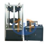 Wth-W1000e computarizada electro-hidráulica servo máquina universal de ensayos
