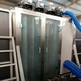 Corte del vidrio aislador automático y maquinaria satinada