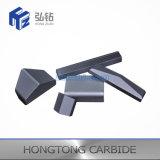 Extrémités de carbure de tungstène/extrémité brasées de coupeur de garniture intérieure carbure de tungstène/carbure