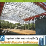 Construcción del marco de acero