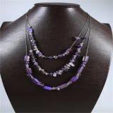 De nieuwe Halsbanden van de Juwelen van de Manier van de Leeswijzer van de Ketting van de Parels van het Glas van het Punt