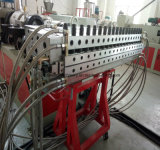 Linha de mármore de imitação a rendimento elevado nova da folha do PVC de Technologic/máquina da placa