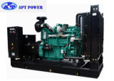 a taxa 60Hz Output 100-500kVA do gerador Diesel silencioso, baixo ruído