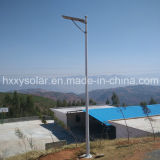 Aucun jardin Light Manufacturer d'Operating Cost Dimmable 6W DEL Integrated Solar