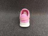 新しく熱い販売の方法女性の偶然のスニーカーの靴