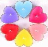 4oz 11oz Kruik van de Kaars van het Glas van de Vorm van het Hart Votive/Houder van de Kaars van het Glas