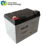 batteria al piombo di 12V 50ah VRLA SLA per il comitato solare
