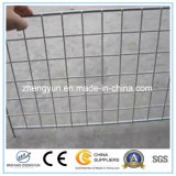 El panel de acoplamiento revestido de alambre del polvo