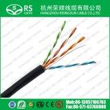UTP Cat5e CCA LANケーブルとの高性能のより安い価格