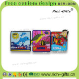 Aimants personnalisés de réfrigérateur de souvenir avec des cadeaux Aruba (RC-AA) de promotion de dessin animé