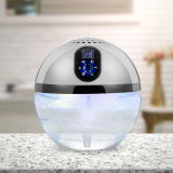 Smart Water Fresh Humidifier Ionic air Purifier for Home