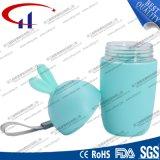 bottiglia di acqua di vetro di figura 260ml del coniglio 340ml (CHB8002)