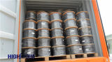 Tissu à haute pression en caoutchouc d'Industria/tuyau hydraulique de surface lisse