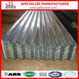 Feuille en aluminium ondulée de toiture de zinc d'Afp A792m