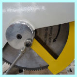 Qualitäts-Plastikfenster-Doppelt-Kopf-Ausschnitt-Maschine