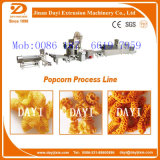 Puffed 2D Pellet Process Line with High Capacity and Automation