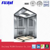 小さい機械部屋が付いている1000kg容量3.0m/Sの乗客のエレベーター