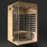 Dry Sauna Cabin SPA voor Two Person