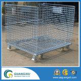 Ferro galvanizado da caixa de armazenamento do fio que pendura para a grande escala