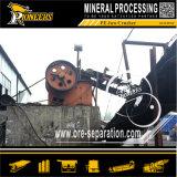 機械装置の金鉱山の機械工場を処理する卸し売り石のミネラル粉砕機