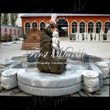 Fontana multicolore esterna Mf-739 del granito di pietra di marmo