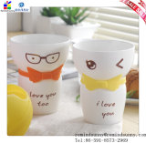 Sale caldo Ceramic Emoji Mugs con Different Emotion Icon