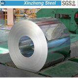 La bobina de acero galvanizada Dx51d del material de construcción galvanizó la bobina de acero
