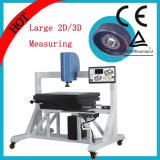 2017 machine de mesure visuelle optique de commande numérique par ordinateur de l'escompte 2D/3D avec 600W