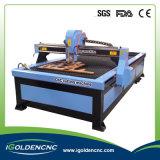 1325 Tisch-Typ Plasma-metallschneidende Maschine mit Thc Funktion
