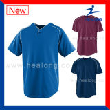 Chemise de base-ball du Jersey de base-ball de sublimation de Healong