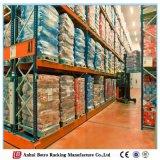 Оборудование шкафа высокого качества Китая сверхмощное Warehousing, шкафы паллета хранения металла