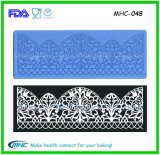 2015 новое Design Silicon Lace Mat/Mould для Cake Bakeware