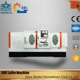 Siemens-Kontrollsystem CNC-Drehbank-flaches Bett-Fräsmaschine
