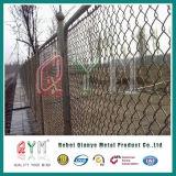 Гальванизированные панели загородки звена цепи нержавеющей стали/загородка звена цепи высокого качества