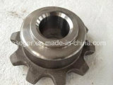 Kohlenstoff Steel Casting Sprocket Wheel und Chain Sprocket