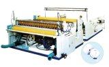 Rembobinage automatique et décapage automatique pour machine à papier hygiénique