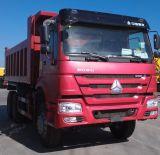 Menor Precio 6X4 HOWO camión volquete 25 Ton