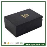 Caixa de presente de couro de madeira feita sob encomenda por atacado do perfume