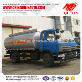 De gloednieuwe Vrachtwagen van de Tanker van de Brandstof van de Capaciteit van 10cbm - van 15cbm